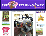 pet blog lady